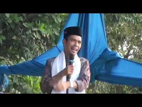 Ustadz Abdul Somad; Ceramah Dengan Bahasa Melayu Riau LUCU ABIS !!!!