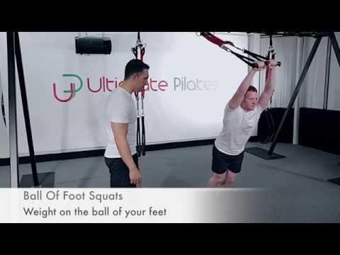 20mins TRX / RIP60 suspension workout 8 (by Ultimate Pilates, Sydney)