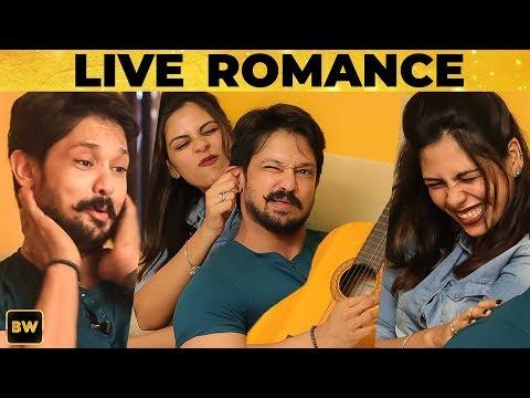 Nakul & Sruti's Live and Raw Romance on TV