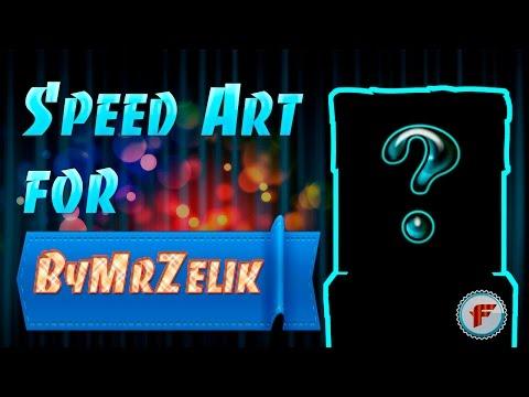Speed art-ByMrZelik
