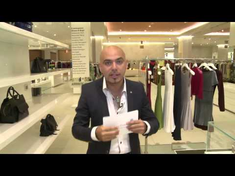 DSS 2013, Week 2: Boutique 1 in The Mall of the Emirates