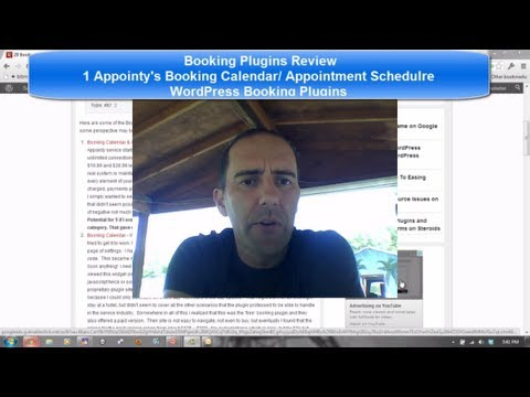 1 Appointy Booking Calendar Appointment Scheduler WordPress Booking Plugin