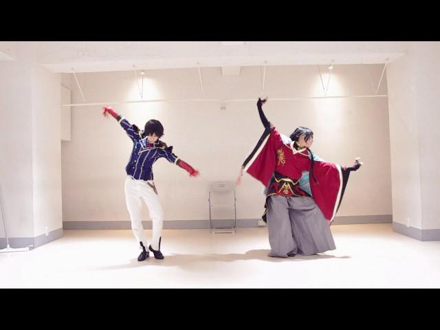 【刀剣乱舞】土方組で一騎当千【コスプレで踊ってみた】