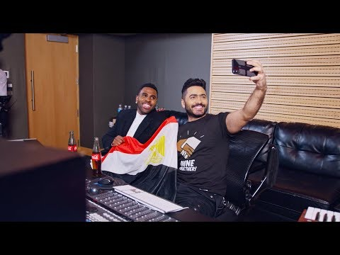 Jason Derulo Ft. Tamer Hosny ... Colors (Coca-Cola Anthem For The 2018 FIFA World Cup)