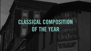 Classical Composition Of The Year | 2015 JUNO Awards Nominee Press Conference