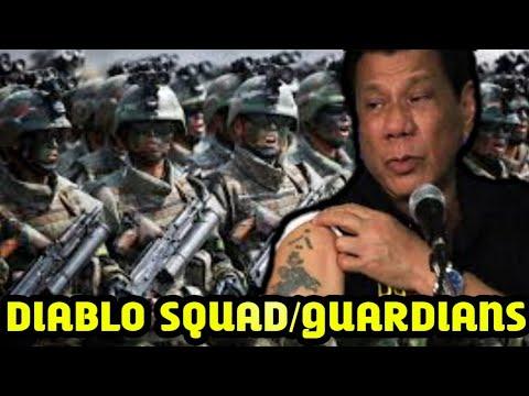 DIABLO SQUAD/GUARDIANS | Ang Tunay Na Kuwento