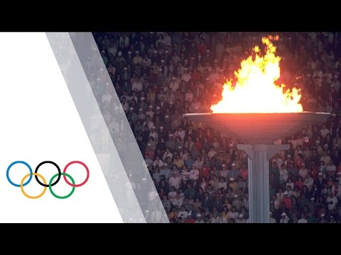 Olympic Opening Ceremonies – A journey through time