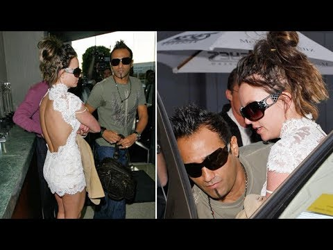 Britney Spears Buys A Mercedes For Paparazzo Boyfriend Adnan Ghalib [2008]