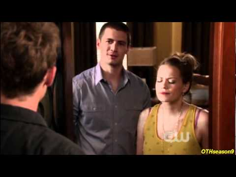 Chris Haley and Nathan Funny 9x02 One Tree Hill