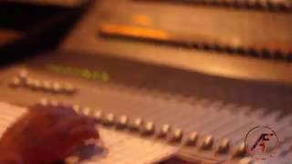 """Quilly Mixing His New Record """"Litt"""" (Y'all Aint Know Quilly Was Nice Behind The Boards"""