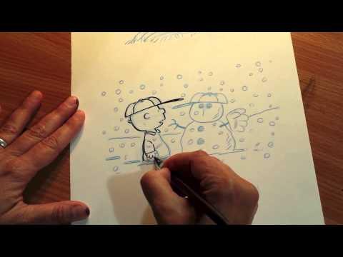 Charles Schulz's Pen Nibs