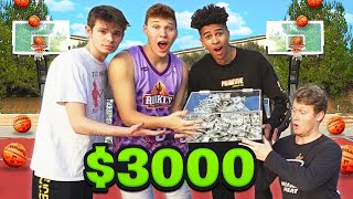 Video Last To Miss 3 Point NBA Basketball Shot WINS $3000 MP3, 3GP, MP4, WEBM, AVI, FLV Mei 2019
