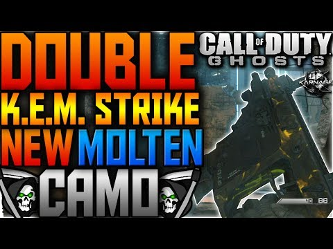 cod - Hope you enjoyed this Double KEM Strike w/ Molten Camo! ▻KEM Strike by: http://www.youtube.com/TheBazonka ▻Player's Twitter: http://www.twitter.com/TheBazonka ▻Commentator: http://www.youtube...