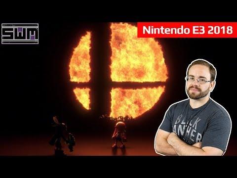 Nintendo Direct E3 2018 Live!