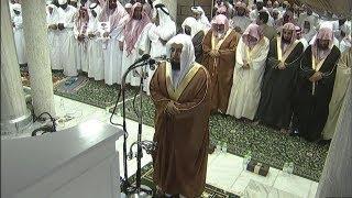 HD| Night 18 Makkah Taraweeh 2013 Sheikh Khalid Ghamdi