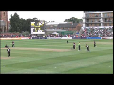 7th ODI, Sri Lanka in New Zealand, 2014-15 - Highlights