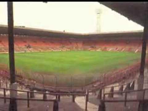Old Trafford desde los años 1900