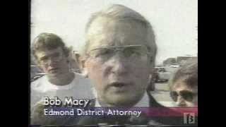 Edmond (OK) United States  city images : The Edmond Post Office Shooting - Detroit 2 News 1986