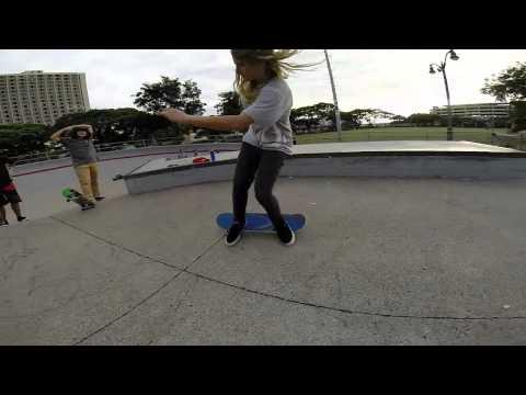 Dat Aala Skatepark Sesh Doe