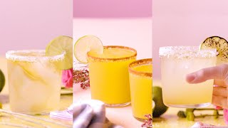 MAGNIFICENT MARGARITAS! Your Favorite Drink in 3 Different Ways! by Tastemade