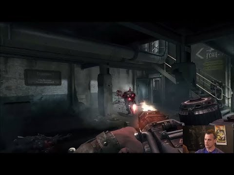 multiplayer - Bethesda's Pete Hines shows off new gameplay footage and answers questions regarding the latest in the Wolfenstein franchise. Watch more of The Lobby! https:...