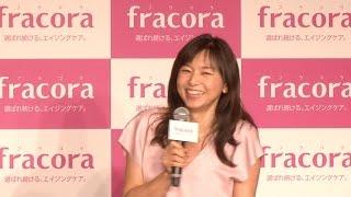 「夫との食事が世界で一番幸せ」山口智子が50歳とは思えない輝きを放っている