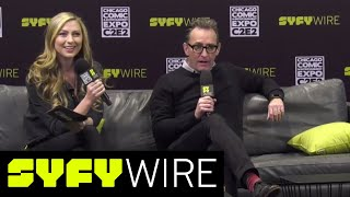 Voice Of Spongebob Tom Kenny On Who Else Was Considered For Spongebob And More | C2E2 | SYFY WIRE
