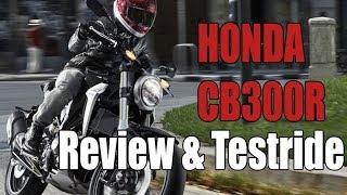 5. Honda CB300R Review and Testride