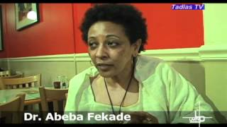 Tadias TV: Dr. Abeba Fekade At Women's Day Event In Maryland