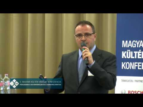dr. Molnár Imre (MVM BSZK) előadása
