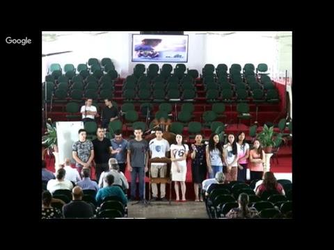 EBD - Orar, Esperar e Confiar - Pastor Gideão Muniz