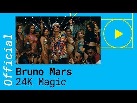 Bruno Mars – 24K Magic [Official Video]