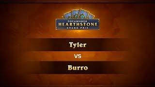 Tyler vs Burr0, game 1