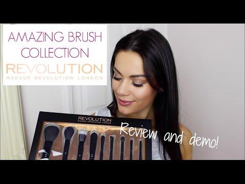 Makeup Revolution Amazing Brush Collection