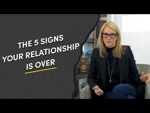 The 5 Signs Your Relationship Is Over