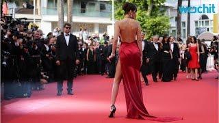Video Bella Hadid Wows at Cannes 2016 Red Carpet MP3, 3GP, MP4, WEBM, AVI, FLV Juli 2017