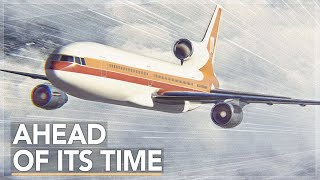 This Plane Could Even Land Itself: Why Did The L-1011 Fail?