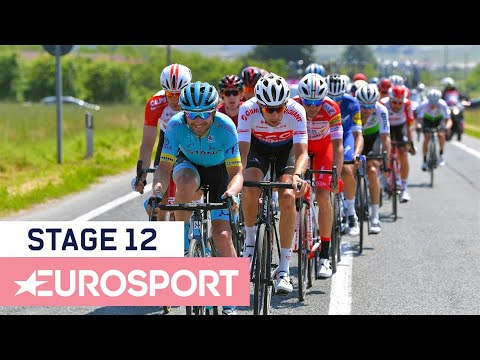 Giro D'Italia 2019 | Stage 12 Highlights | Cycling | Eurosport