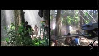 Video Vishwaroopam Stunt Team - Bangkok, Thailand's Jaika Stunt Team - Wire & Rigging Action Reel MP3, 3GP, MP4, WEBM, AVI, FLV Juni 2018