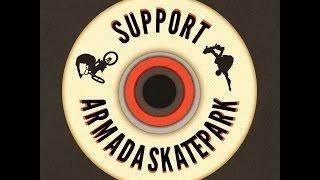 Video Armada Skate Park Gofundme MP3, 3GP, MP4, WEBM, AVI, FLV Desember 2017