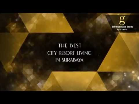 "GUNAWANGSA TIDAR ""The Best City Resort Living In Surabaya"""