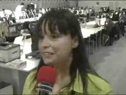 Malta 2007: Interview with Olivia Lewis