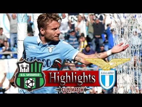 Sassuolo vs Lazio 0 - 3 - Highlights - Amazing Match - 25-2-2018 HD