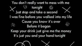 Pink - U + Ur Hand  [Lyrics]