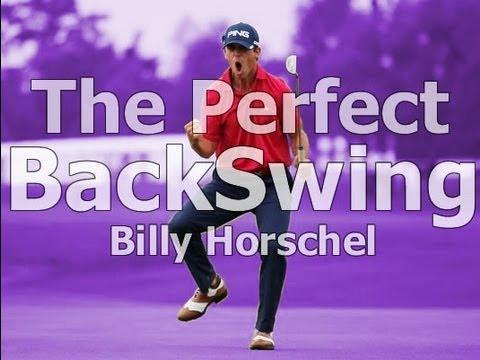 Billy Horschel Golf Swing Analysis: Learn the Best Backswing in Golf!!