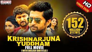 Video Krishnarjuna Yuddham 2018 New Released Full Hindi Dubbed Movie || Nani, Anupama, Rukshar Dhillon MP3, 3GP, MP4, WEBM, AVI, FLV Januari 2019