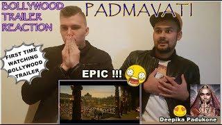 Video PADMAVATI - German First Time Watching Bollywood Official Trailer REACTION - [Deepika Padukone 😍] MP3, 3GP, MP4, WEBM, AVI, FLV November 2017