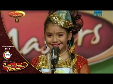 Video Shalini Moitra MAGICAL AUDITION Performance - DID L'il Masters download in MP3, 3GP, MP4, WEBM, AVI, FLV January 2017