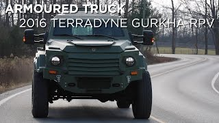 Nonton Armoured Truck | 2016 Terradyne Gurkha RPV | Driving.ca Film Subtitle Indonesia Streaming Movie Download