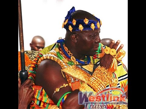 Ashanti King Of Ghana Is Welcome To Come To Jamaica